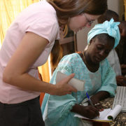 Geekcorps Volunteer Mali