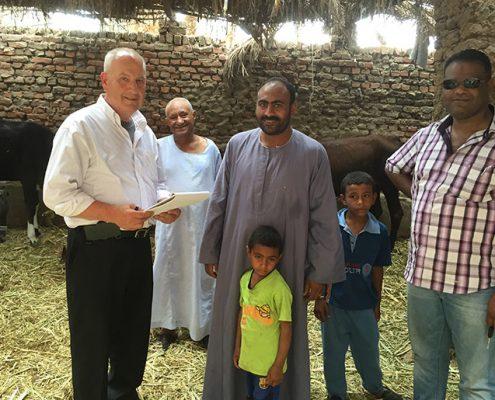 MENA Farmer to Farmer