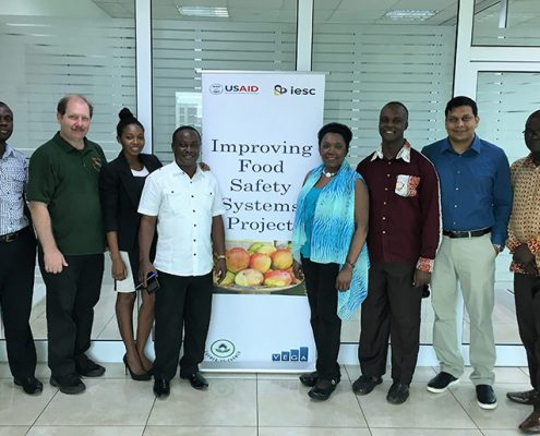Improving Food Safety Systems Project